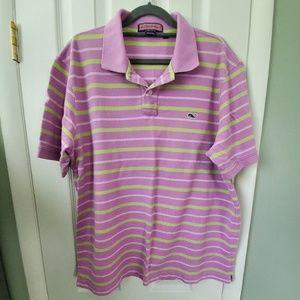 VV golf shirt
